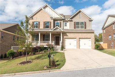 Suwanee Single Family Home For Sale: 570 Eldridge Drive