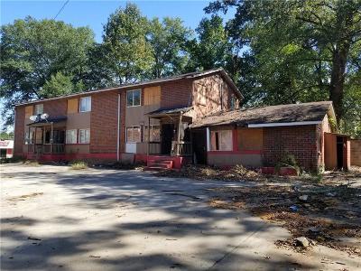 Single Family Home For Sale: 1174 Joseph E Boone Boulevard NW