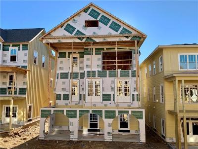 Atlanta Single Family Home For Sale: 1911 Kings Cross NW