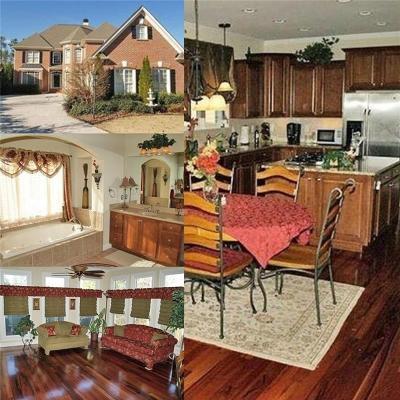 Marietta Single Family Home For Sale: 476 Wallis Farm Way