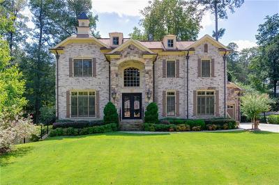 Atlanta Single Family Home For Sale: 2100 S Akin Drive NE