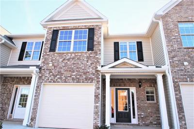Austell Condo/Townhouse For Sale: 279 Sweetshrub Drive #13