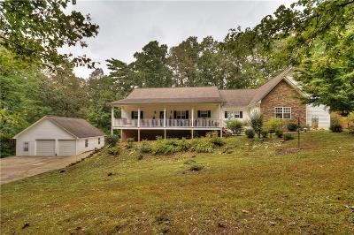 Gilmer County Single Family Home For Sale: 387 Leonard Evans Road