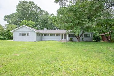 Atlanta Single Family Home For Sale: 1371 SW Downs Drive SW