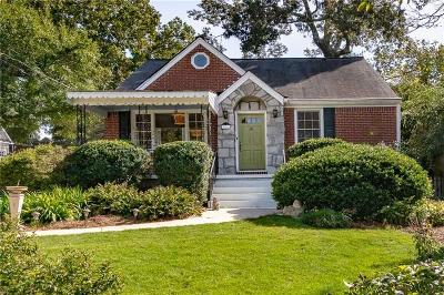 Decatur Single Family Home For Sale: 329 Kirk Road