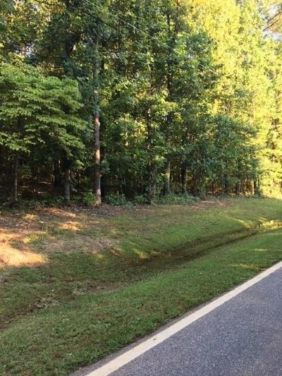 Coweta County Residential Lots & Land For Sale: Susie Place