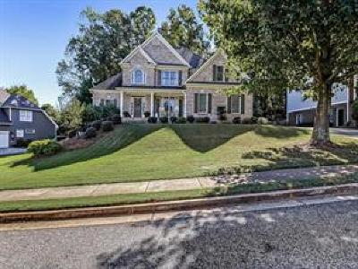 Dacula Single Family Home For Sale: 2814 Misty Rock Cove