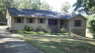Suwanee Single Family Home For Sale: 5475 Deer Chase Trail