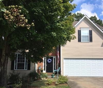 Marietta Single Family Home For Sale: 2291 Wickingham Drive NE