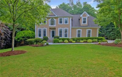 Fayetteville Single Family Home For Sale: 175 Gray Fox Point