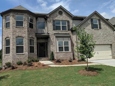 Cumming Single Family Home For Sale: 3930 Deer Run Drive