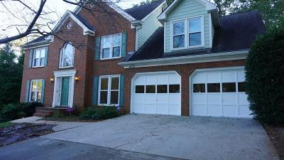 Lawrenceville Single Family Home For Sale: 1340 Sever Woods Drive