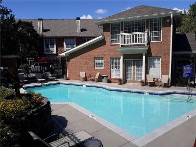 Atlanta Condo/Townhouse For Sale: 200 Renaissance Parkway NE #212