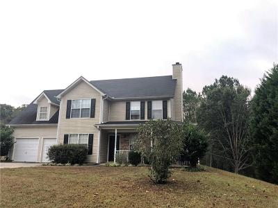 Dacula Single Family Home For Sale: 2091 Amberly Crossing Lane