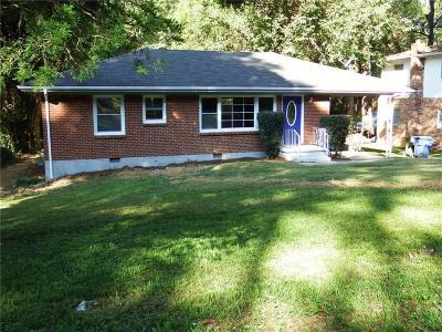 Atlanta Single Family Home For Sale: 2431 Springdale Road