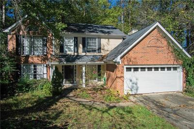 Marietta Single Family Home For Sale: 2911 Milford Courts SW