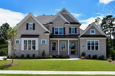 Suwanee Single Family Home For Sale: 5235 Regency Point Drive