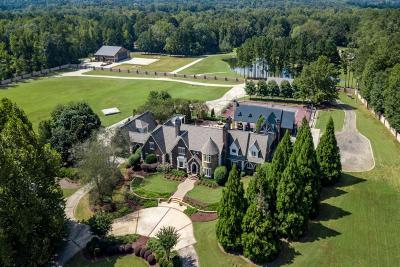 Fayetteville Single Family Home For Sale: 171 County Line Road