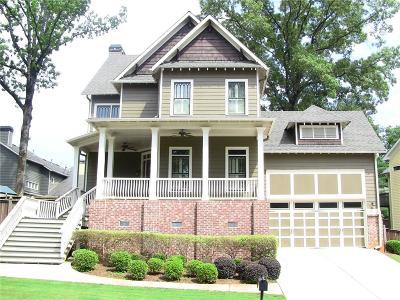 Decatur Single Family Home For Sale: 2332 Preston Park Court