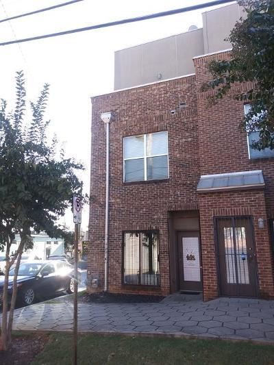 Atlanta Condo/Townhouse For Sale: 238 Walker Street SW