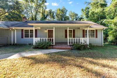 Cartersville Single Family Home For Sale: 62 Cline Smith Road