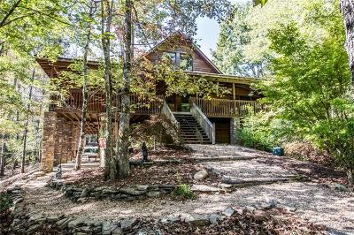 Dawsonville Single Family Home For Sale: 2000 Lawrence Road