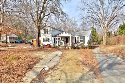 Alpharetta Single Family Home For Sale: 396 Academy Street