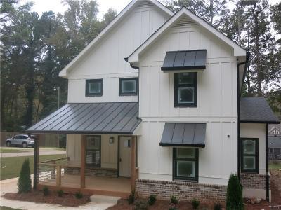 Decatur Single Family Home For Sale: 517 Daniel Avenue