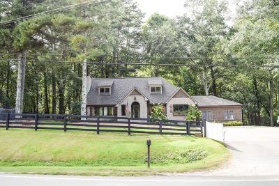Alpharetta Single Family Home For Sale: 14240 Birmingham Highway