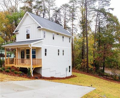 Cumming Single Family Home For Sale: 2570 Poplar Lane
