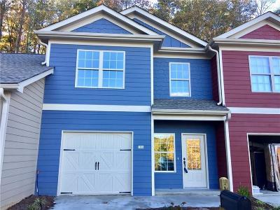 Jasper Condo/Townhouse For Sale: 186 Towne Villas Drive