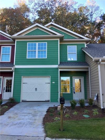 Jasper Condo/Townhouse For Sale: 190 Towne Villas Drive