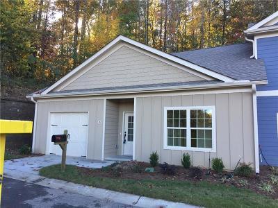 Jasper Condo/Townhouse For Sale: 182 Towne Villas Drive
