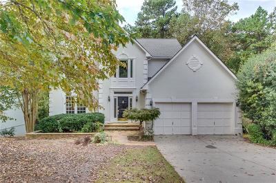 Alpharetta Single Family Home For Sale: 1865 Oak Tree Hollow