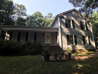 Roswell Single Family Home For Sale: 1260 Cold Harbor Drive