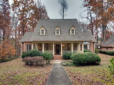 Buford Single Family Home For Sale: 3400 Knollwood Court