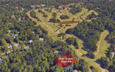 Atlanta Residential Lots & Land For Sale: 4047 Tuxedo Road NW