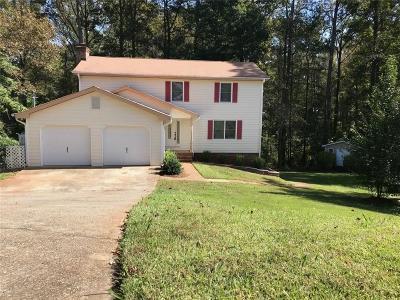 Lilburn Single Family Home For Sale: 4740 Mockernut Court SW