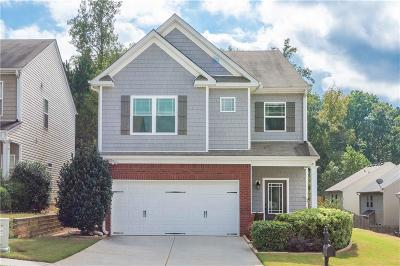 Sugar Hill Single Family Home Contingent-Due Diligence: 5119 McEver View Drive
