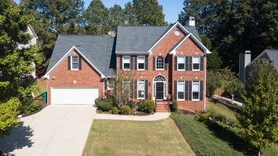 Alpharetta Single Family Home For Sale: 555 Williston Way