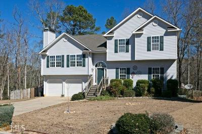 Acworth Single Family Home For Sale: 3854 Autumn View Circle NW