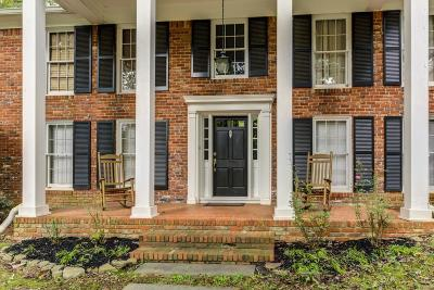Sandy Springs Single Family Home For Sale: 6545 Old Cabin Road