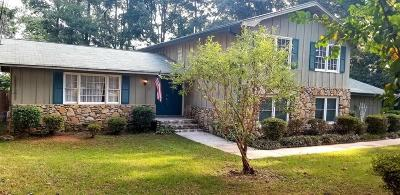 Conyers Single Family Home For Sale: 2316 Country Club Drive SE