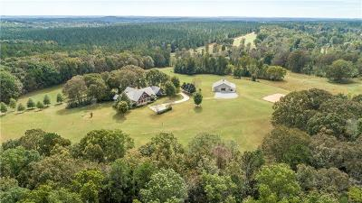 Floyd County, Polk County Single Family Home For Sale: 658 Brice Station Road SE