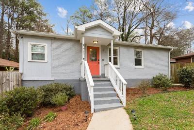 Decatur Single Family Home For Sale: 544 Daniel Avenue