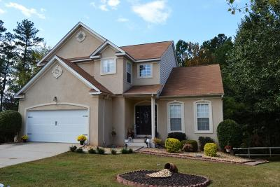 Lawrenceville Single Family Home For Sale: 27 Daisy Meadow Trail