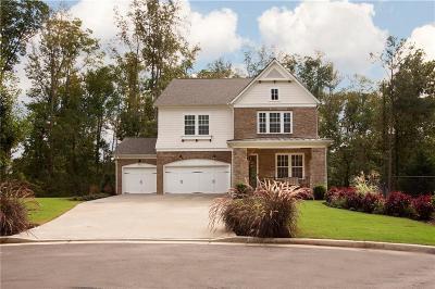 Canton Single Family Home For Sale: 353 Bennington Place