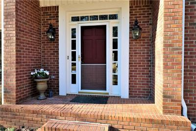 Marietta Single Family Home For Sale: 4354 Summit View