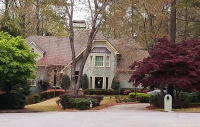 Single Family Home For Sale: 7585 Bridgegate Court