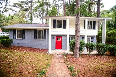 Decatur Single Family Home For Sale: 2586 Williamsburg Drive